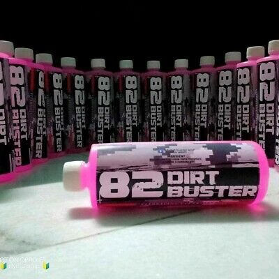 82 DIRTBUSTER motorcycle / Motorbike/ Bike Wash care cleaning