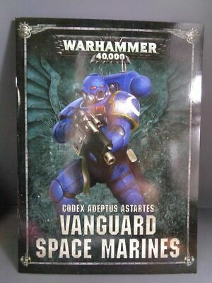ML SS Warhammer 40,000 Adeptus Astartes Vanguard Primaris Space Marines Codex