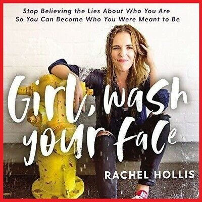 Girl, Wash Your Face By Rachel Hollis - AUDIOBOOK (e-Delivery)