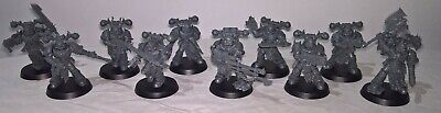 ML SS Warhammer 40,000 Chaos Space Marines 10 man Heretic Astartes Squad