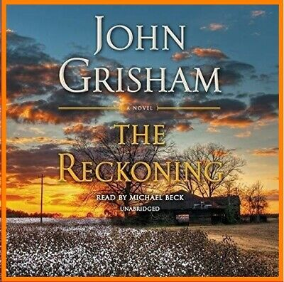 The reckoning A Novel By John Grisham - AUDIOBOOK (e-Delivery)