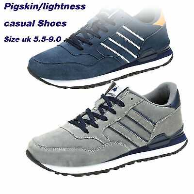 Mens ULTRA LIGHT WEIGHT Trainers Shoes Boots Work Composite Hiker AnkleUK2-12--K
