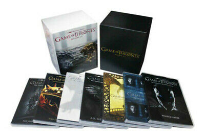 Game Of Thrones The Complete Season 1-7 New & Sealed DVD Box set 1 2 3 4 5 6 7