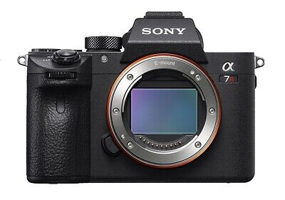 Sony Alpha a7R III Appareil photo plein format ILCE-7RM3