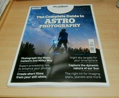 BBC Sky at Night magazine Discover Space Collection: guide to Astro Photography
