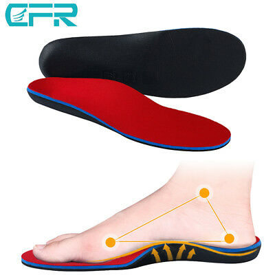 Orthopedic Insole Flat Foot Correction Arch Support Shoes Insert Cushion Unisex