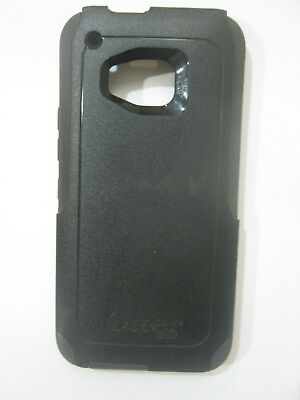 Genuine OtterBox Commuter Case for HTC One M9 - Black/Black