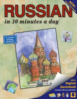 RUSSIAN in 10 minutes a day® (Paperback), Kristine Kershul, 9781...
