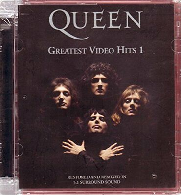 Queen - Greatest Video Hits New Dvd