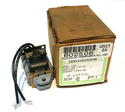 New Ge Cr9500A100A4A Solenoid Coil