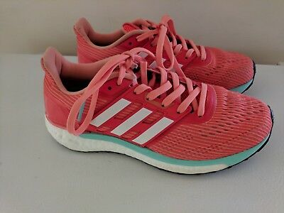 4a185bc3a Adidas Supernova Boost Orange Athletic Running Sport Shoes BB6039 Size 5.5