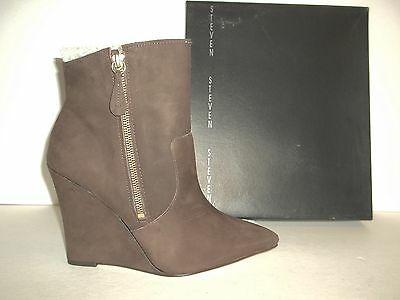 1ffdf15c752 STEVEN STEVE MADDEN Size 6.5 M Meter Distressed Leather Boots New ...