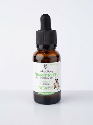 CBD For Dogs and Cats 250mg/bottle