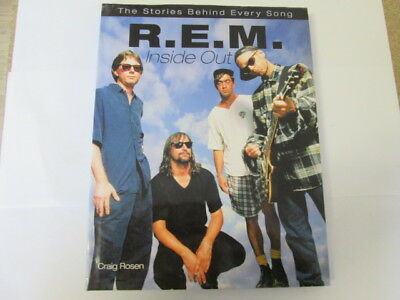 Very Good - R.E.M. Inside Out :The Stories Behind Every Song - Rosen, Craig 1997