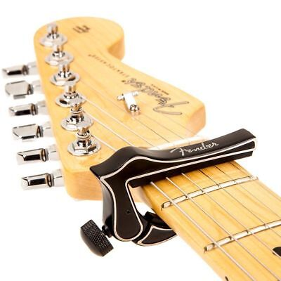 Fender Dragon Capo. Fits Most Electric & Acoustic Guitars P/No:0990409000