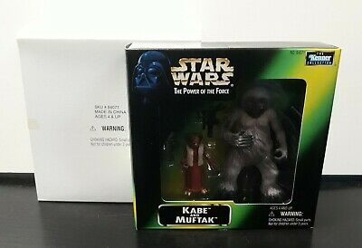 "Star Wars Kabe And Muftak Exclusive Figure Pack Potf ""Nueva"""