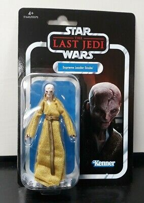 "Star Wars Leader Snoke Vintage Collection ""Nueva Y Precintada"" New Figure Vc121"