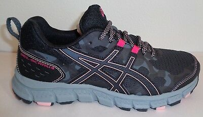 Asics GEL SCRAM 4 1012A039001 BlackGrey
