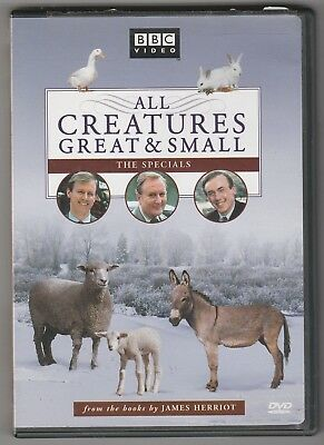 All Creatures Great and Small - The Specials DVD ~ BBC 1983 & 1985 Specials