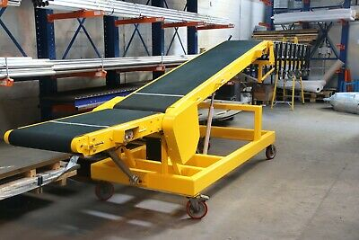 Vehicle Loading / Unloading Conveyor 600Mm W Price Includes Vat