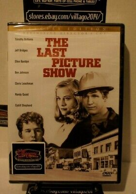 The Last Picture Show  NEW DVD FREE SHIPPING!!