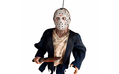 """Jason Voorhees Hanging Friday The 13Th Halloween Prop Decoration Decor 12"""""""