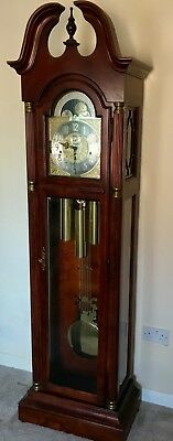 Howard Miller Long Case Grandfather Clock with Kieninger Movement