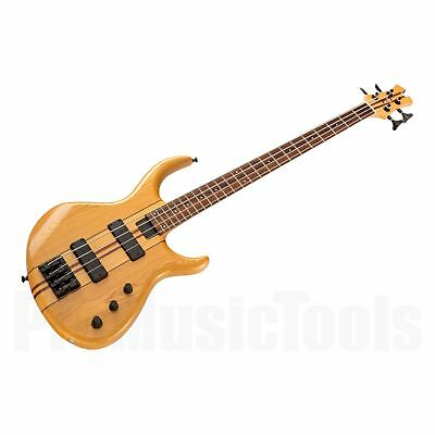 Tobias Standard 4 - Natural Ash * LIKE NEW * basic bass classic japan custom mtd