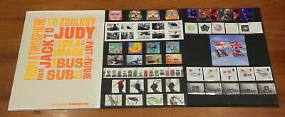 2001 stamp collection: Royal Mail Yearpack, plus Definitives presentation pack