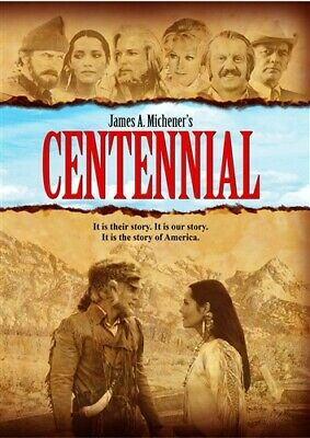 CENTENNIAL COMPLETE SERIES Sealed New 6 DVD Set
