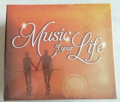 Music of Your Life [Box] by Various Artists (CD, Mar-2012, 10 Discs)