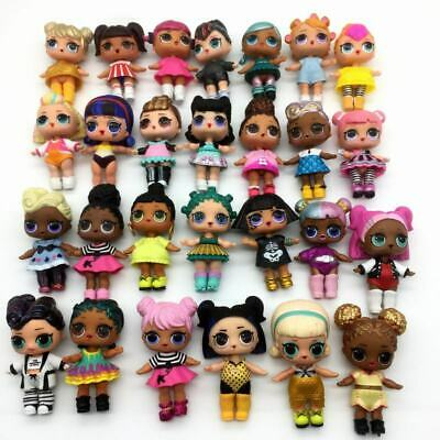 random 10Pcs LOL Surprise Lot Dolls Big Sister series 2 3 4 toy - no repeat
