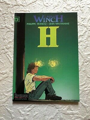 Largo Winch T5 - H -   EO 1994