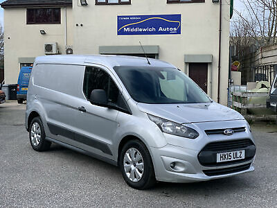 Ford Transit Connect 1.6 Tdci L2 240 Trend
