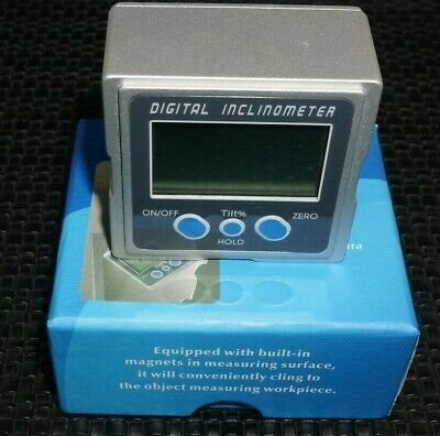 Digital Angle Cube Gauge Sharpening Inclinometer Gauge for Knife Sharpening