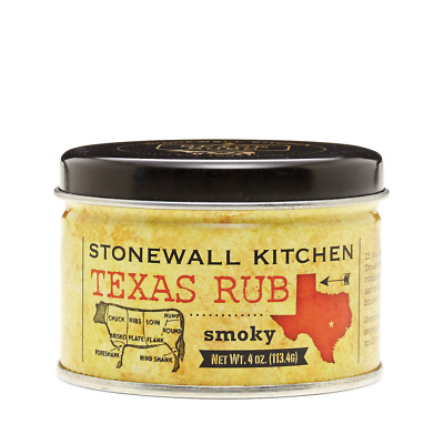 Stonewall Kitchen Texas Rub