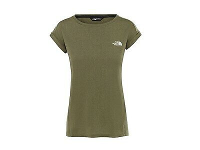 T-Shirt Donna The North Face Estate 2S7F1Eh  W Tanken Four Leaf Clove