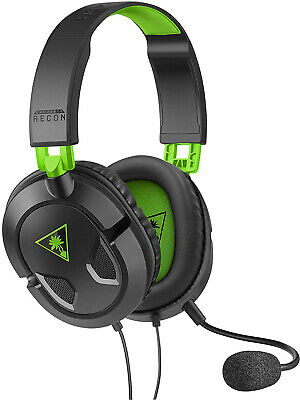 Turtle Beach Recon 50X Stereo Gaming Headset - Xbox One, Xbox One S, PS4 Pro