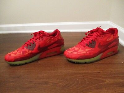 3500e225f51ff3 NIKE AIR MAX ice red size 9 631748-600 Samples -  13.50