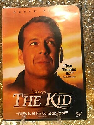 Disneys The Kid (DVD, 2001) Bruce Willis Lily Tomlin funny, heartwarming. Family