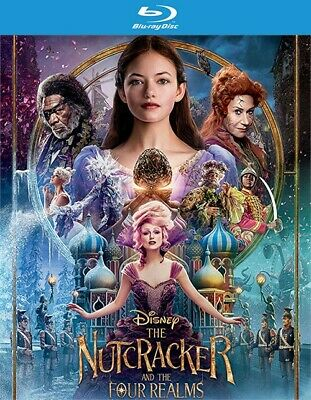 The Nutcracker and the Four Realms (Blu-ray Disc ONLY, 2019)