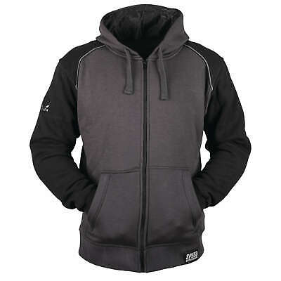 Speed & Strength Cruise Missle Armored Hoody XL Black/Charcoal 879752