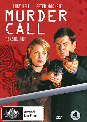 Murder Call - Season 1 DVD [New/Sealed] Complete First Series