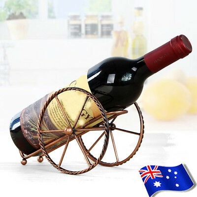 Wine Rack Stand Bottle Holder Storage Wedding Party Decor Ornament Gift AU Ship