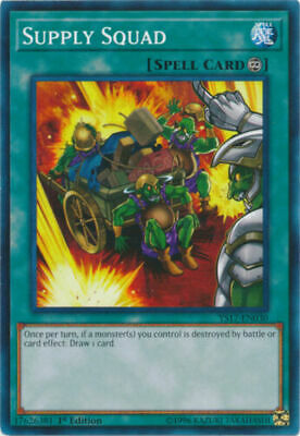 Supply Squad - YS17-EN030 - Common - 1st Edition - Yugioh