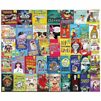 World book day 2019 collection 42 Books Set Supertato Happea,Hugless,Boldes,Snap