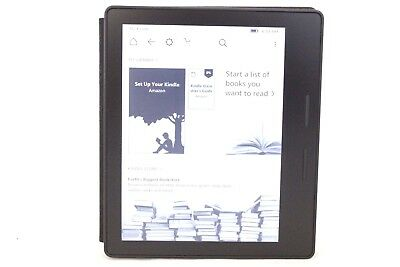 "Amazon Kindle Oasis, Wi-Fi , 4GB, 6"" Reader, Black   18-7D"