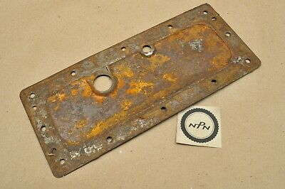 Vtg Briggs Stratton Model PB Hit & Miss Block Crank Case Oil Dip Tray Plate