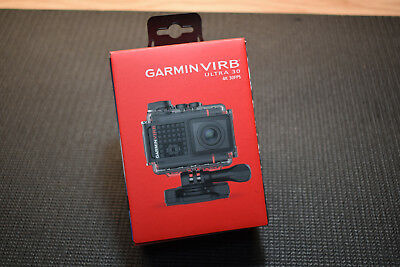 Garmin VIRB Ultra 30 Camcorder, Action Camera, Brand New in Sealed Packaging