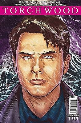 TORCHWOOD 2 #1, COVER A, New, First print, Titan Comics (2017)